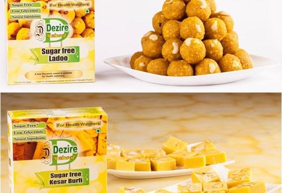 Dezire sugar free sweets