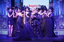 Idea Fashion House at Bangalore Times Fashion Week at JW Marriott on 08th Oct 2017_3