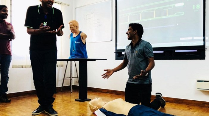 Golden Hour Care and Emergency Response Training (Basic First Aid)