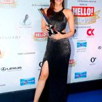Kriti Sanon_With 'The Rising Star' Award