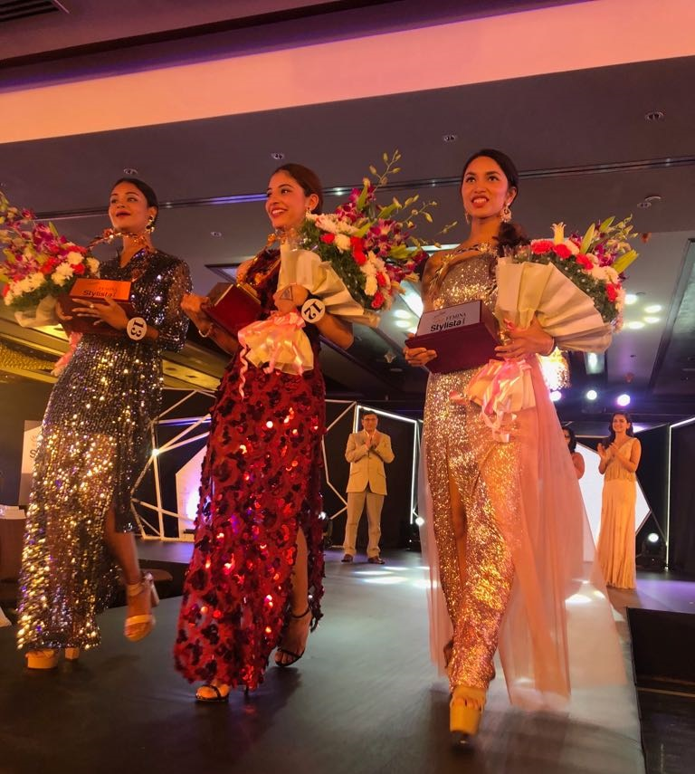 Winers SANTOOR GOLD FEMINA STYLISTA SOUTH 2018