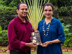 Author Prana Natarajan meets Dance Icon Anita Ratnam