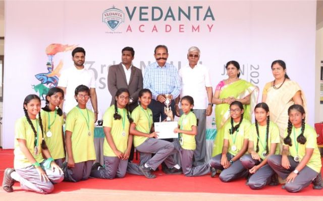 Vedanta Academy Sports Day