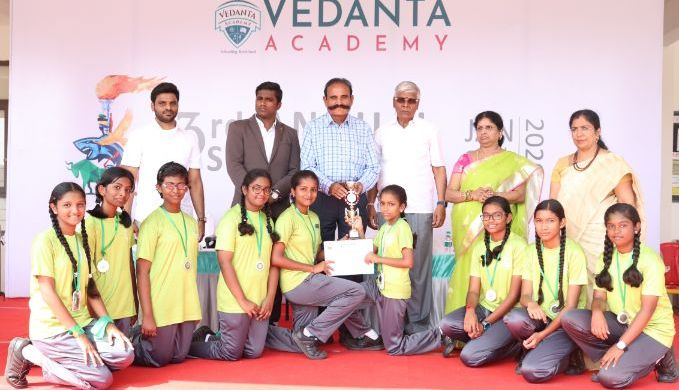 Vedanta Academy Sports Day