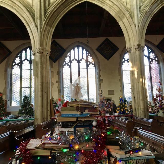 christmastreefestival stthomassalisbury december2017 lovesalisbury