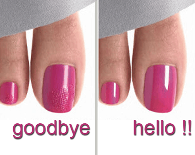 Cg Nail Salon Regina Sac Pedicure Before And After