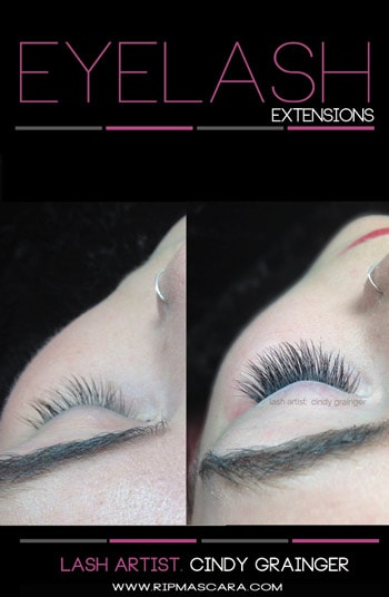 Eyelash Extensions Taa