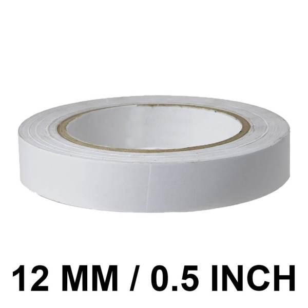 """Double Side Tissue Tape - 12mm / 0.5"""" Width"""
