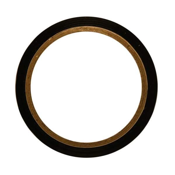 """Black Color Tape - 36mm / 1.5"""" Width"""