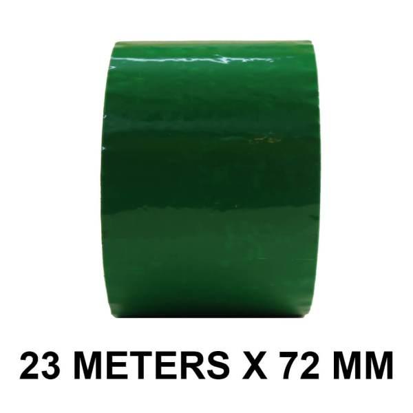 "Green Floor Marking Tape - 72mm / 03"" Width"