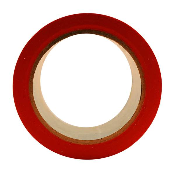"""Red Floor Marking Tape - 72mm / 03"""" Width"""