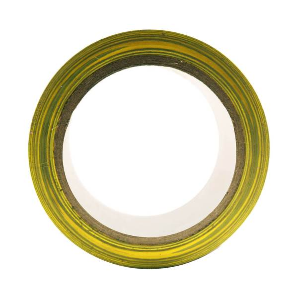 """Yellow and Black Floor Marking Tape - 96mm / 04"""" Width"""
