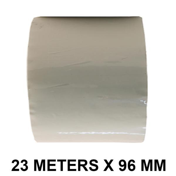 "White Floor Marking Tape - 96mm / 04"" Width"