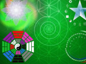 Green Quantum Psionics Board