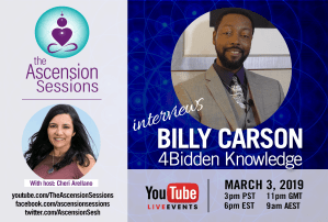 Billy Carson On Ascension