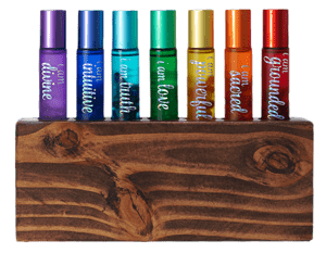Chakra Balancing Oils Kit
