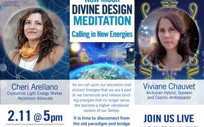 Divine Design: New Moon Meditation