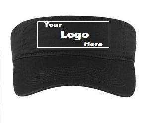 visor black full front