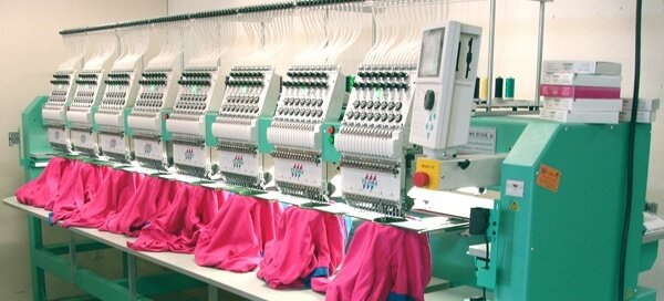 Wholesale Embroidery Available