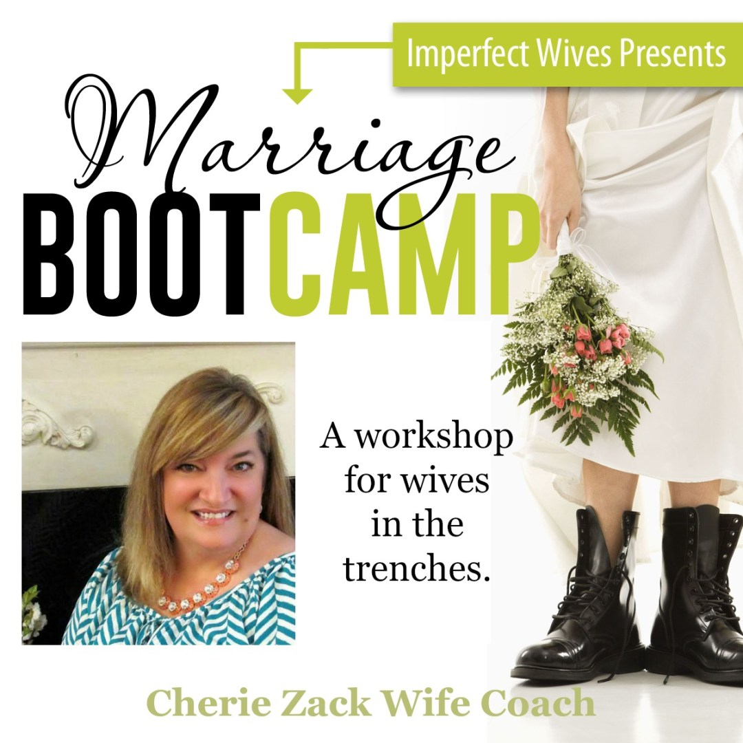imperfect wives club - saving marriages