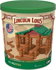 Lincoln Logs Building Sets
