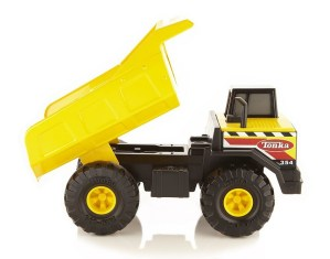 Tonka Steel Dump Trucks