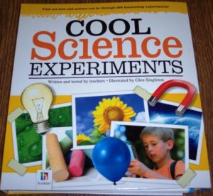 Cool Fun Science Experiments