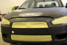 Our modern body shop can get your car looking brand new.