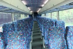 bus 30 inside
