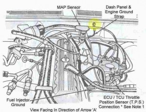 ground wire locations  Jeep Cherokee Forum