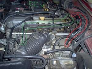 Question about Renix vacuum hose  Jeep Cherokee Forum