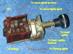 Headlight Switch(es) Not Working  Jeep Cherokee Forum