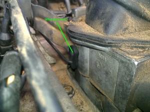 Broken MAP Sensor vacuum line?  Jeep Cherokee Forum