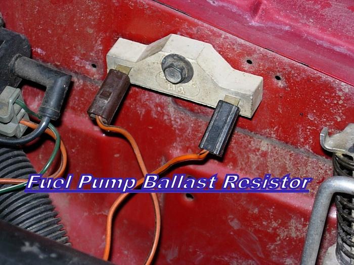 Renix Fuel Pump Noisy Again