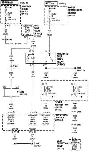 1999 Jeep Cherokee Wiring Diagram  Somurich