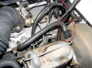 Quick question about brake booster vacuum line  Jeep Cherokee Forum
