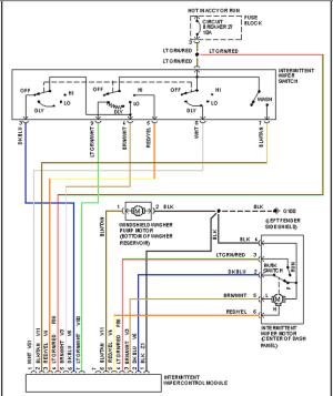 Intermittent Wiper Module #56006957AB  Page 2  Jeep Cherokee Forum