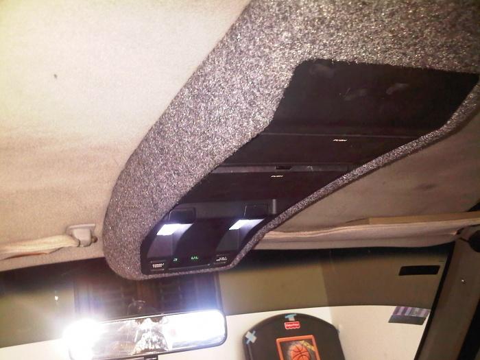 Cherokee Jeep Overhead Console Wiring