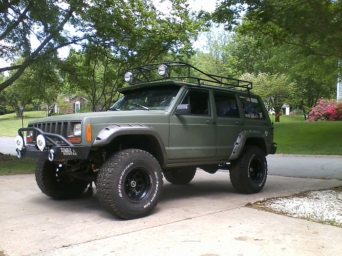 Project Zombie Olive Page 20 Jeep Cherokee Forum