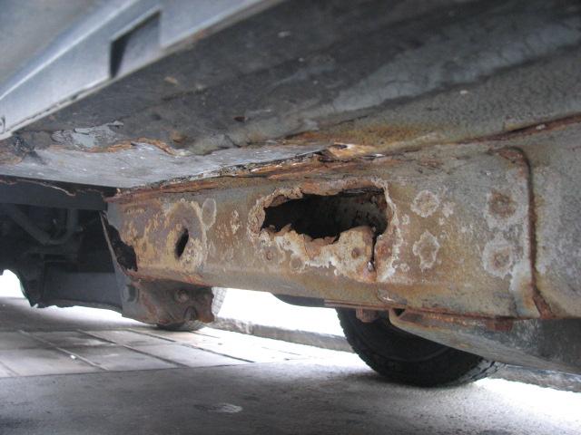 Frame Zj Repair