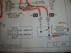 Temperature sensor wiring?  Jeep Cherokee Forum