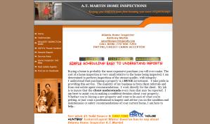 A.T. Martin Home Inspections, LLC