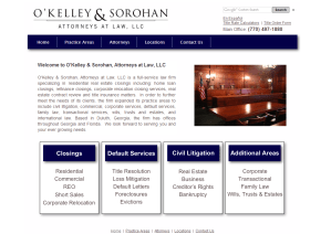 O'Kelley & Sorohan Attorneys at Law