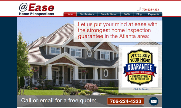At Ease Home Inspections