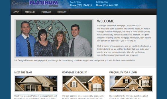 Georgia Platinum Mortgage, Ron Veres