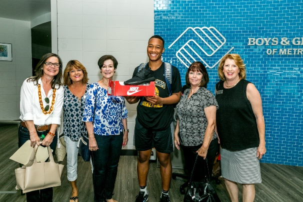 Cherokee Association Members Give Big To The Boys & Girls Club