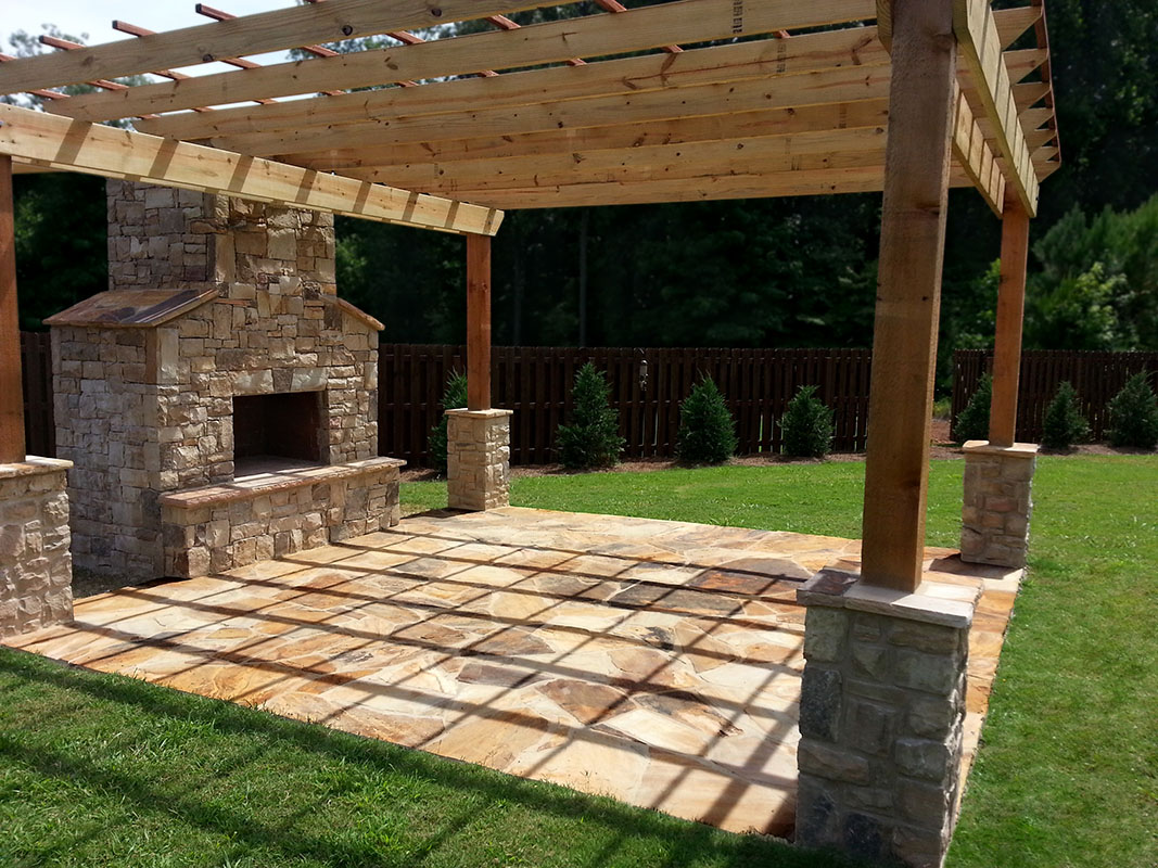 Atlanta Stone Fireplaces Outdoor Fire Pits Amp Grills