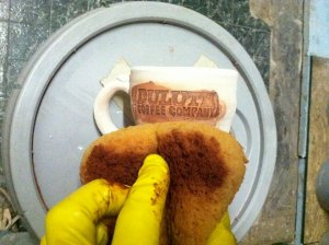 Process Shot 1, Duluth Coffee Co