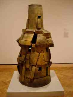 Compressed, Peter Voulkos Stack, Minneapolis Institutue of Art, photo by Joel Cherrico