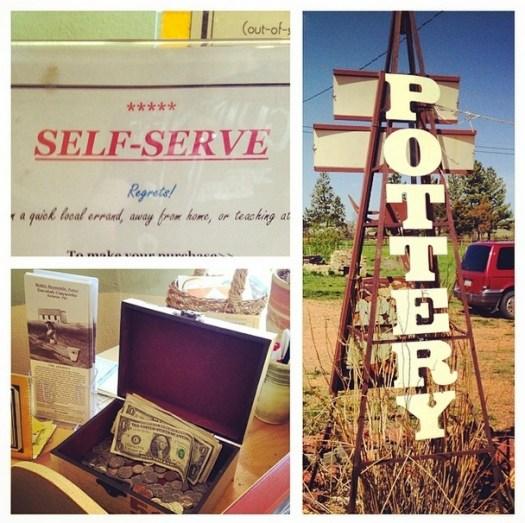 North Dakota, Dakotah Clay Works, Self Serve Pottery, Joel Cherrico Pottery, 2014